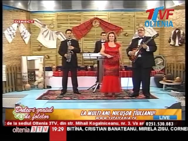 Aura si Nicusor Tiuleanu Band - Live 2013 - by TVF OLTENIA - Muzica noua