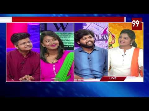 Special Chit Chat with Padutha Theeyaga Contestants | 99Tv Telugu