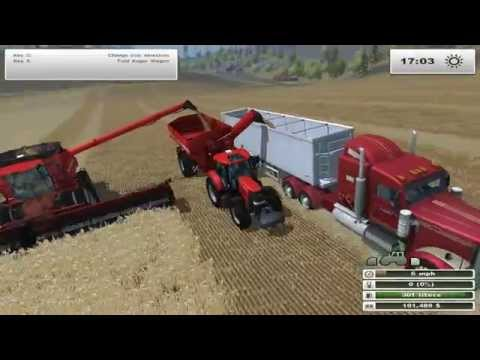 Farming Simulator 2013 Titanium HARVESTING (USA Map) PC