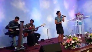 Rozi Kahsay Live Powerful Worship at ALIC 2016
