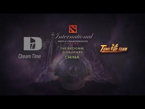 DT -vs- TongFu, TI4 China Qualifier, LB Final, Game 2