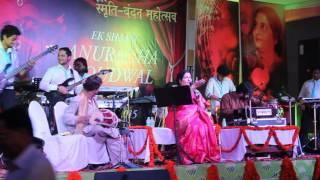 TFCB Band with Anuradha Paudwal | Bahut pyar karte hai |