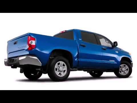 2016 Toyota Tundra Video