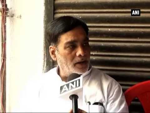 Ram Kirpal Yadav denied entry through wrong gate at Patna airport