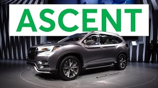 2018 Subaru Ascent Preview | Consumer Reports