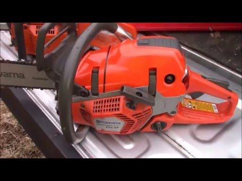 60cc Husqvarna 562xp vs. 70cc Cyclops 372 vs. Ash Tree & Fence. Do you NEED a 70cc saw??