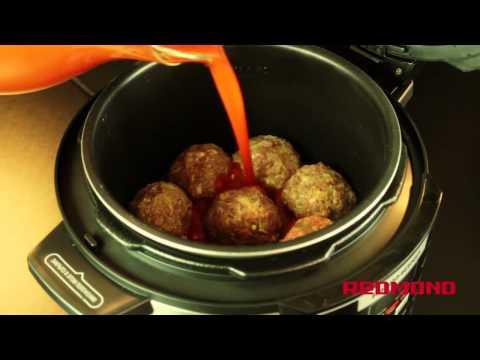 Картошка с мясом в мультиварке скороварке редмонд рецепты 3