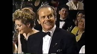 AFI Tribute To Jack Nicholson excerpt with S Duvall