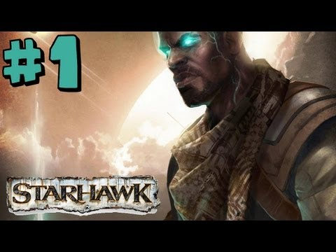 Starhawk - Campaign Walkthrough - Part 1 - RIG PIGS