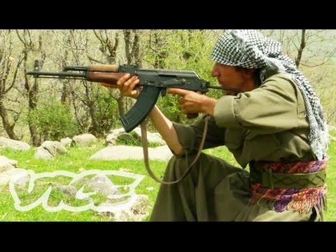 Female Fighters of Kurdistan (Part 3/3)