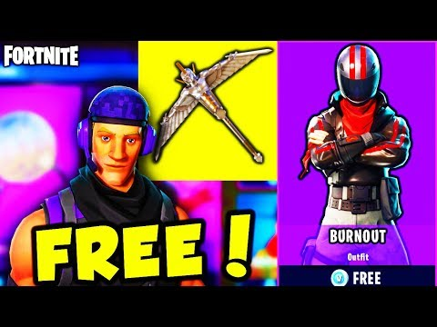FREE HIDDEN SKINS IN FORTNITE! - HOW TO GET FREE SKINS in Fortnite Battle Royale! (New Skin Update)