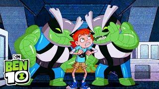 Ben 10   Double the Alien Trouble   Cartoon Network
