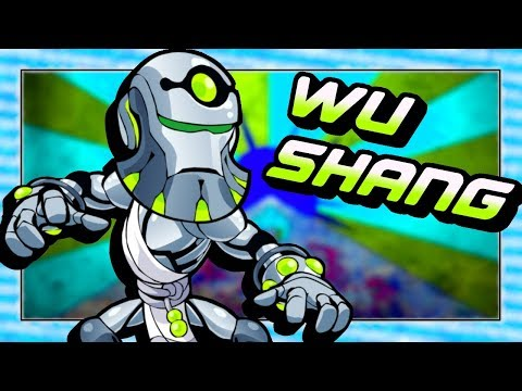 Wu Shang - STILL My Fav. Gauntlet Legend! • 1v1s + FFA • Brawlhalla Gameplay