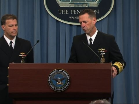 Naval Officers Fired Over Iran Incident