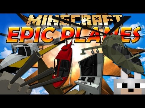 Minecraft Mods - EPIC JAPANESE PLANES MOD! 1.7.2 S