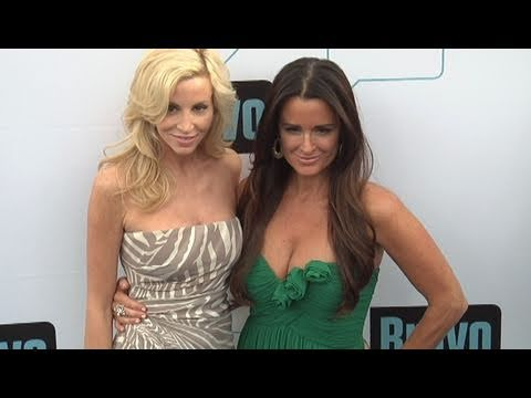 CAMILLE GRAMMER VS KYLE RICHARDS at
