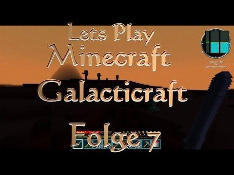 Lets Play Minecraft Galacticraft S4 Folge #07 (72) Die Suche nach der Heimat Basis Teil 2(Full-HD)
