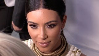 Kim Kardashian interview at Dailymail boat party in Cannes