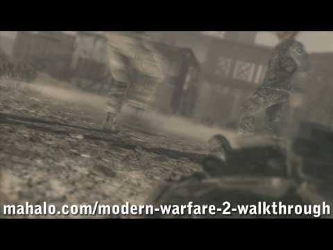 Call of Duty: Modern Warfare 2 Walkthrough - Act 3: Endgame Part 2 HD