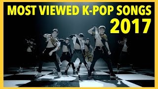 download lagu Top 100 Most Viewed K-pop Songs • June 2017 gratis