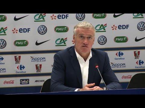 Foot: la France bat la Suède à Marseille
