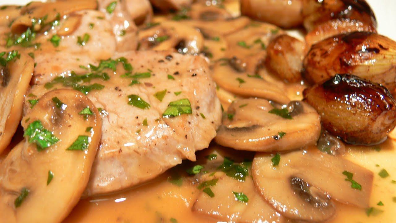 Cocinar para los amigos solomillo de cerdo al oporto - Salsa de oporto para solomillo ...