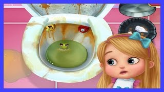 Daddy's Little Helper - Cleaning For Children - Educational Game For Kids TabTale - Gameplay
