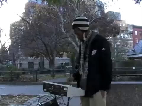 Damu The Fudgemunk   Washington Square Park Beats