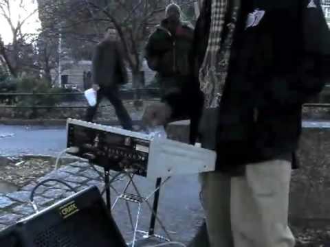 Damu The Fudgemunk   Washington Square Park Beats