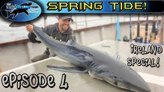 SPRING TIDE - Episode 4 - Boat Fishing Ireland Special   TAFishing