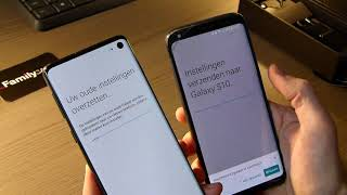 Samsung Galaxy S10: Auto transfer data & apps from Galaxy S8 using Smart Switch