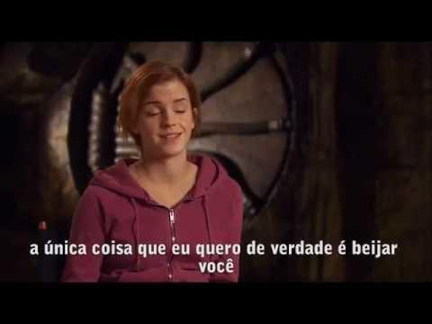 Emma Watson confessa que Rupert Grint