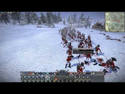 Napoleon Total War France Campaign Europe Part 1 HD