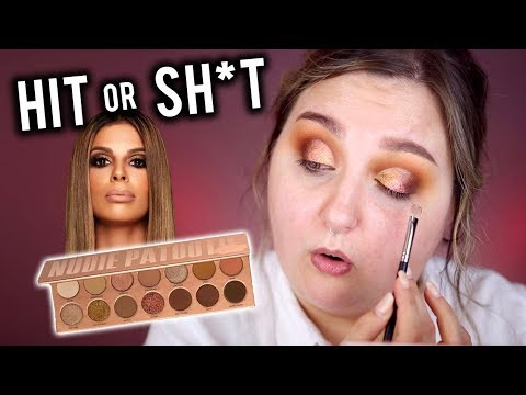 WORTH YOUR $$?   LAURA LEE LOS ANGELES NUDIE PATOOTIE PALETTE FIRST IMPRESSIONS