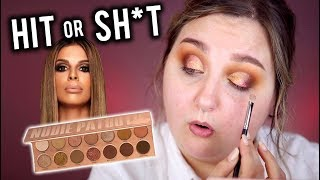 WORTH YOUR $$? | LAURA LEE LOS ANGELES NUDIE PATOOTIE PALETTE FIRST IMPRESSIONS