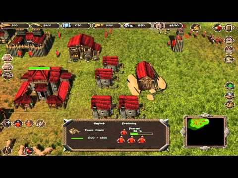 Obscure RTS Game: Highland Warriors