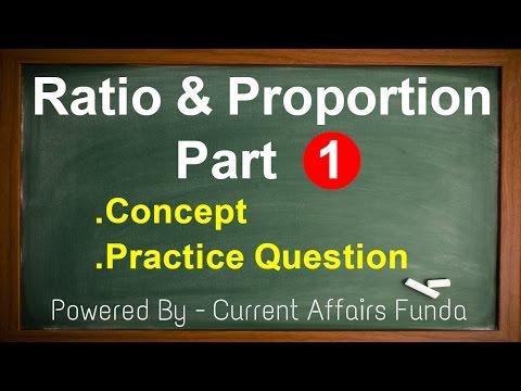 Ratio & Proportion Part 1 Detailed explanation (IBPS,SSC CGL,CSAT,SBI PO,Railway,NDA,PCS,MAT) thumbnail