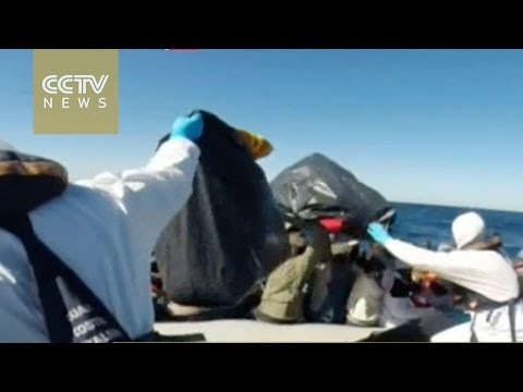 Italy arrests two over Libyan migrant boat tragedy