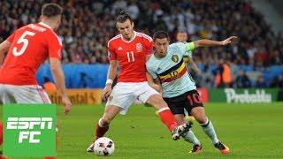 Eden Hazard and Gareth Bale