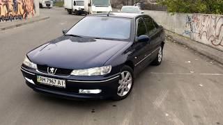 Peugeot 406 2003 2.0 - это динамика, комфорт и стиль #бездтп