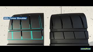 Goodyear Eagle F1 SuperSport Power Shoulder Technology
