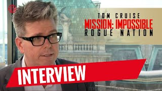 STEVIELEAKS | Mission: Impossible Rogue Nation | Interview Christopher McQuarrie