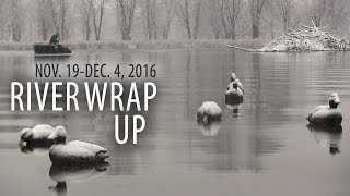 """""""Mississippi River Wrap Up"""" 