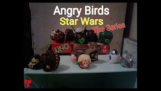 [Angry Birds Star Wars The Series] S1E4 Crash