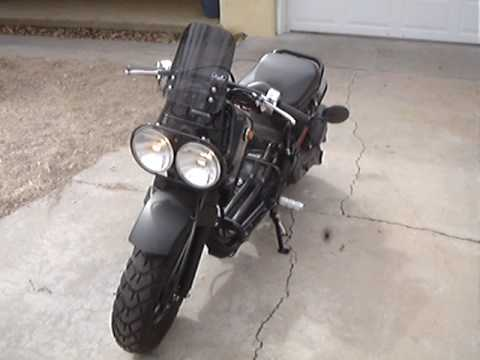 03 honda ruckus with mods  running  yoshimura