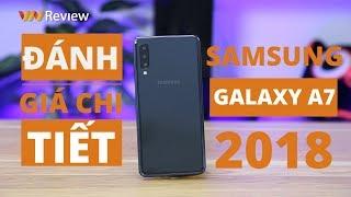 ✅VnReview - Đánh giá Samsung Galaxy A7 2018: 3 camera có gì hay?