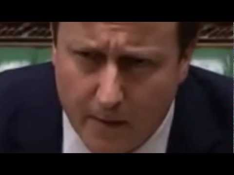 The moment Tom Watson MP confronts David Cameron in Parliament