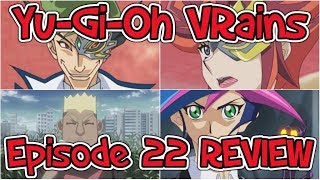 Yu-Gi-Oh VRains: Episode 22 REVIEW