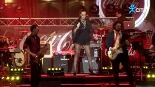 MARIA ILIEVA - IGRAYA STILNO (remix by Dexter) - Live at Coca-Cola Happy Energy Tour 2014 Sofia