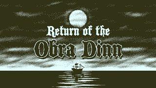 [PC] Return of the Obra Dinn ► A Quoi Ça Ressemble ?